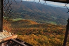 Holston Mountain Fire Tower | Looking south at Stoney Creek
