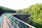 Bays Mountain Park | Path along dam