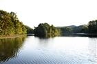 Bays Mountain Park | The lake at Bays Mountain Park