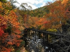 Doe River Gorge | 1st Doe River Gorge Trestle
