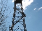 Holston Mountain Fire Tower | 100 ft fire tower